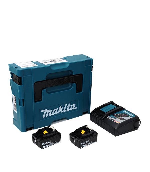 Аккумуляторная батарея Makita 198311-6 18.0 В Li-ion 5.0 Ач (2 шт)