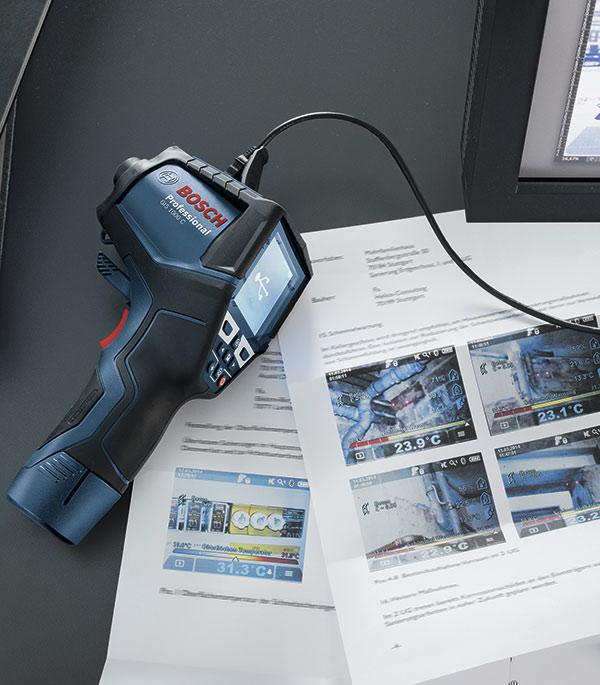 Пирометр Bosch GIS 1000C (00601083300)