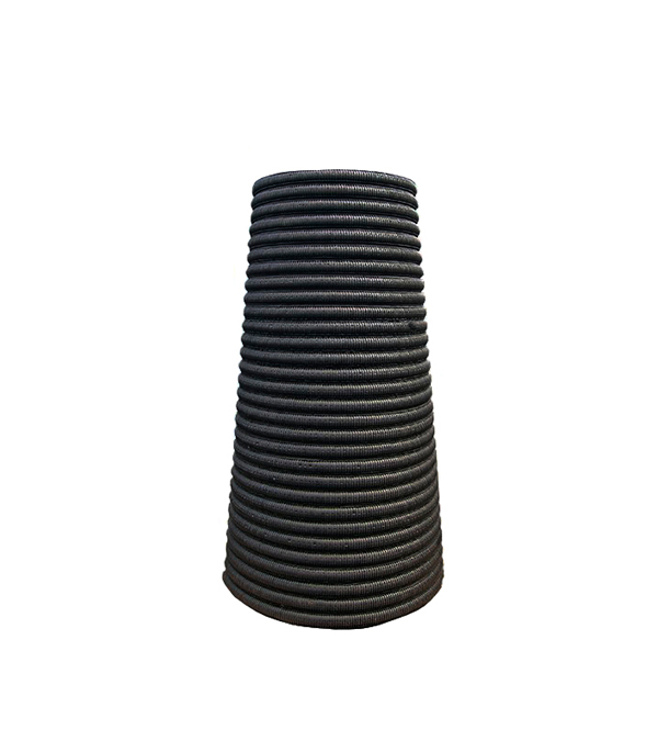 Колодец дренажный фильтрационный конический 1,5 м