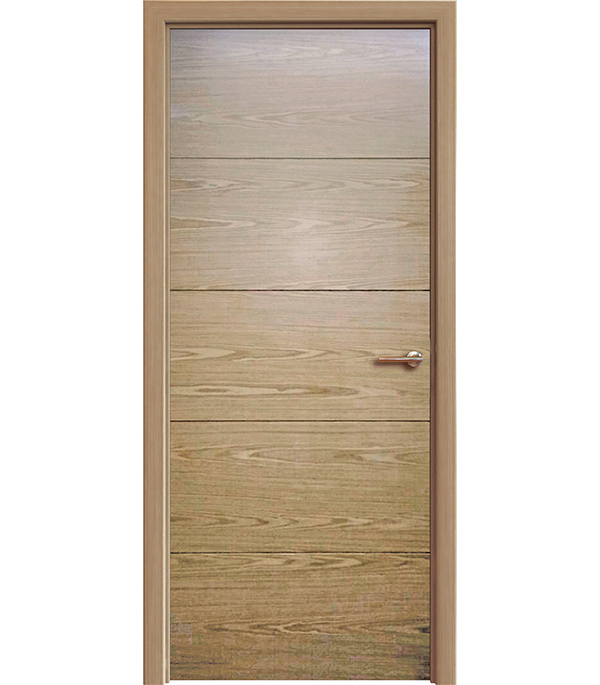 Дверное полотно РЖЕВДОРС 060 глухое мдф шпон 800x2000 мм ручка дверная unbranded 32 1 26 mbs220 4 mbs220 4