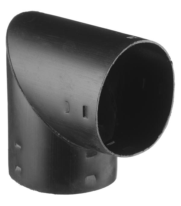 Отвод для дренажных труб d160 на 90 градусов цена