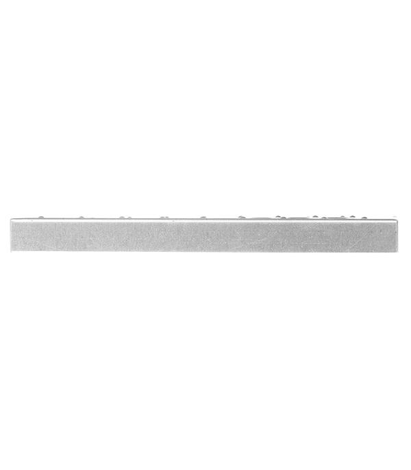 Решетка водоприемная Gidrolica (200) 285х285 мм стальная оцинкованная фото