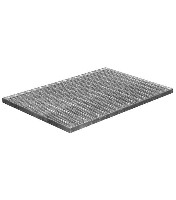 Фото - Решетка придверная Gidrolica (301) 390х590 мм стальная решетка водоприемная filcoten 17010200 1000х124 мм стальная оцинкованная