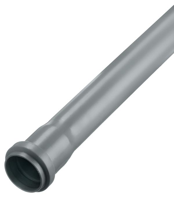 Труба канализационная Ostendorf d40x2000 мм пластиковая для внутренней канализации