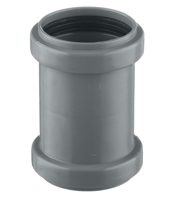 цена на Муфта внутренняя 50 мм двухраструбная