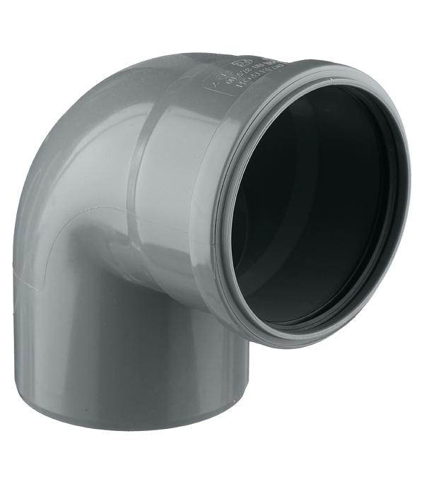 Отвод внутренний 110 мм, 87° однораструбный отвод феникс дымоходный 110 мм угол 90 градусов 1 0 нерж мат 00897