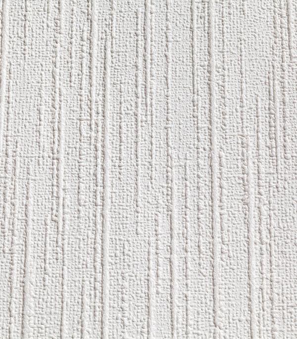 Обои под окраску 1,06х25м Артекс Вертикальная струна 50001