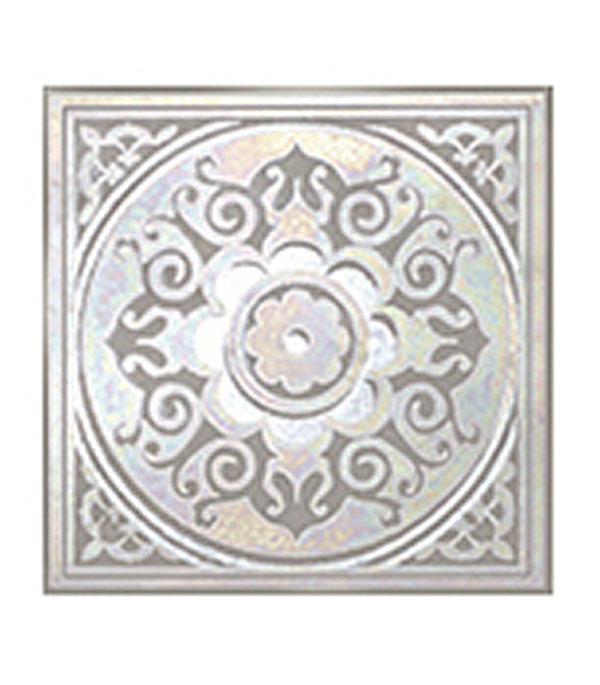 Керамогранит декор Керамика Будущего Москва 60х60х10.5 мм жемчуг авторский комплект гжель жемчуг керамика