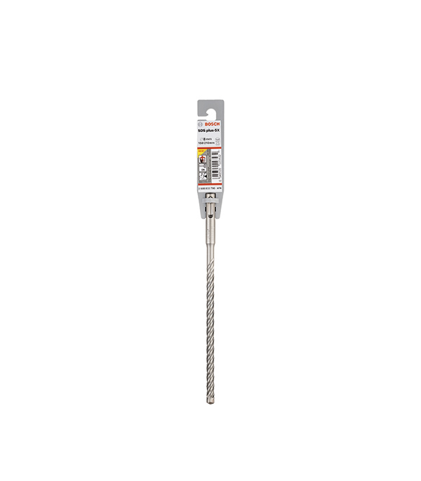 Бур SDS-plus 5X Bosch 8x150x210мм стоимость