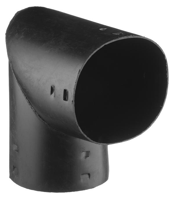 Отвод для дренажных труб d200 на 90 градусов цена
