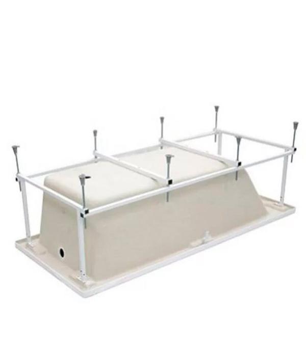 Монтажный набор ROCA ZRU9302925 для ванны акриловой Line 170х70см рама слив-перелив ручки крепления aquanet nord 140x70 каркас слив перелив 171562