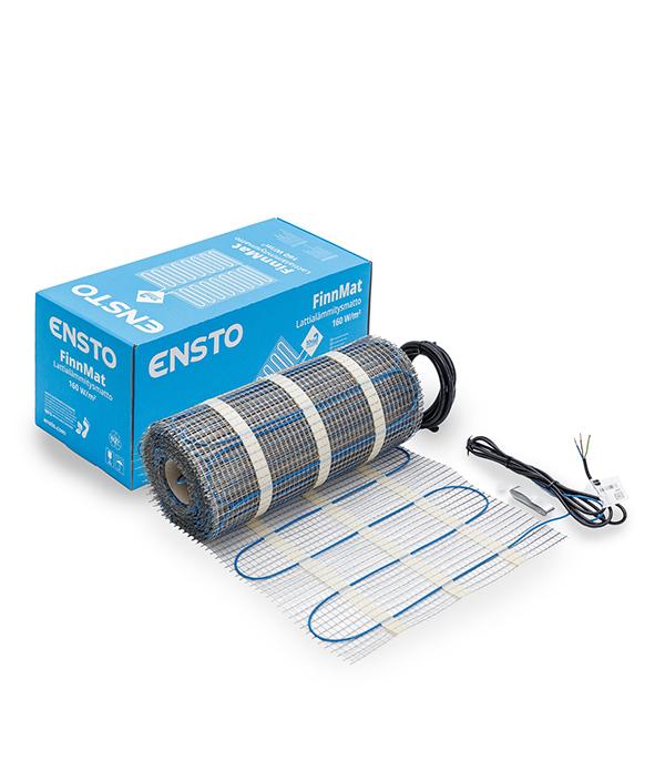 Теплый пол нагревательный мат Ensto FinnMat 7 кв.м 160 (1120) Вт