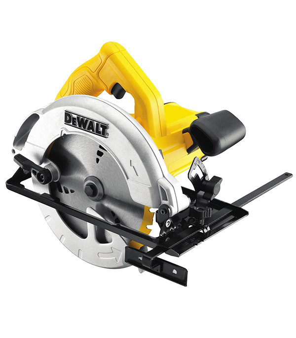 Дисковая пила DeWalt DWE550 1200 Вт диск 165 мм все цены