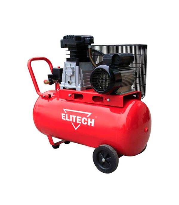 цена на Компрессор масляный Elitech КПР 50/360/2.2 50 л 2.2 кВт