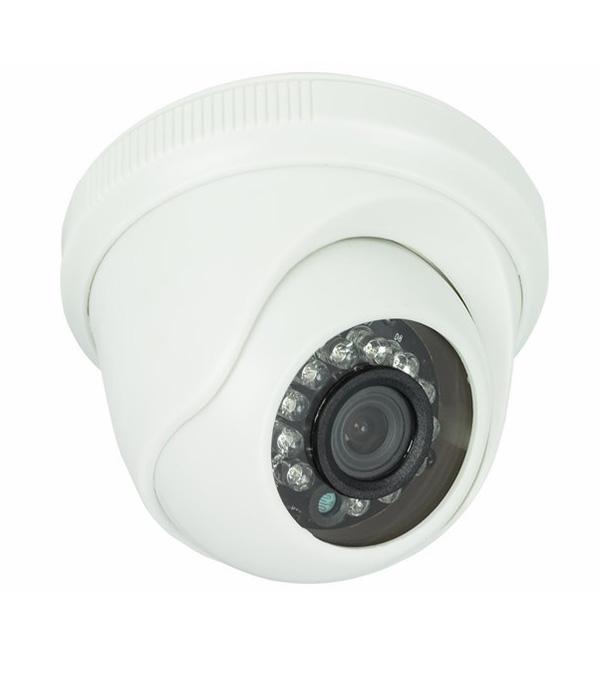 Видеокамера купольная AHD 1.0Мп 720P c инфракрасной камерой до 20 м