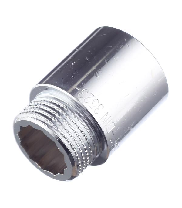 Фото - Удлинитель Stout (SFT-0002-003430) 30 мм х 3/4 ВР(г) х 3/4 НР(ш) латунный удлинитель 20 мм х 3 4 вр г х 3 4 нр ш латунный