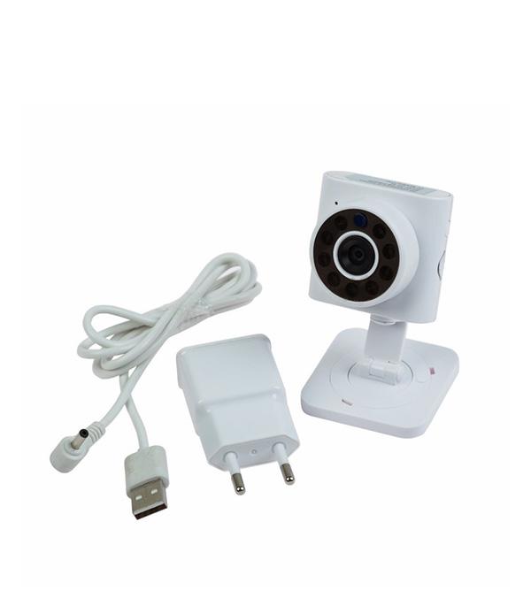 Видеокамера беспроводная 1.0Мп 720P с инфракрасной камерой до 10 м