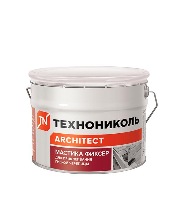 Мастика для гибкой черепицы Технониколь Architect Фиксер №23 3,6 кг/3 л