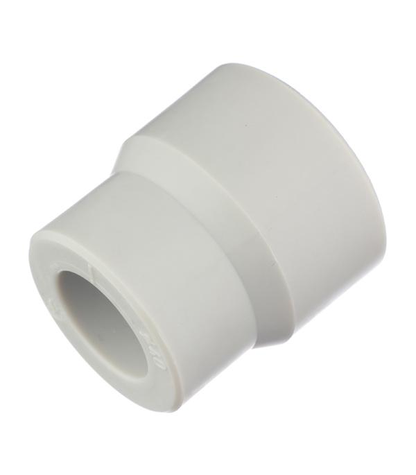 Муфта полипропиленовая переходная 50х40 мм FV-Plast стоимость