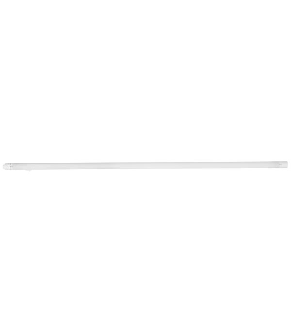 цены Светильник люминисцентый накладной IEK ЛПО 2001 G5 T5 916х22х44 мм 1х21 Вт 220 В 6400 К холодный свет IP20 с ЭПРА со шнуром и выключателем