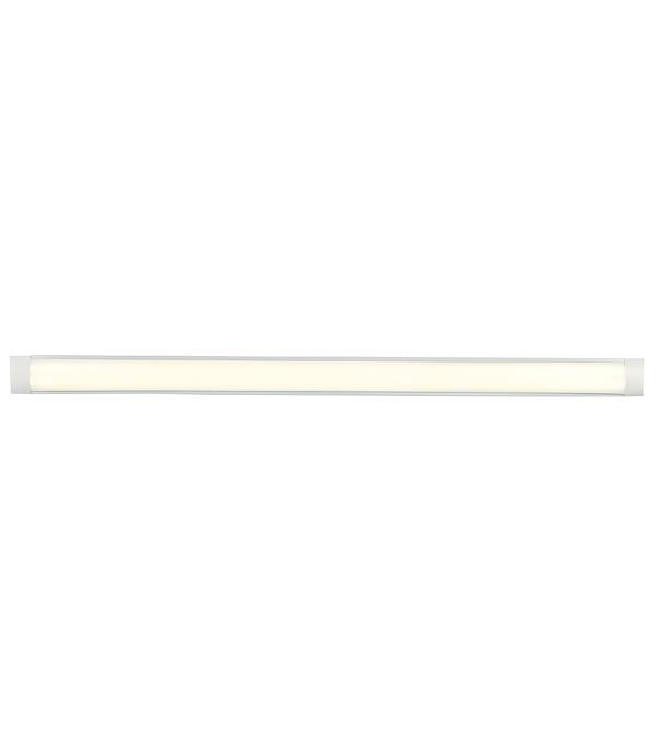 Светильник светодиодный накладной REV SPO LED 1200х80х25 мм 36 Вт 220 В 4000 К дневной свет IP20 линейный