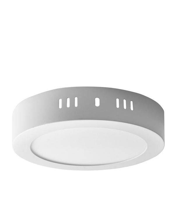 Светильник светодиодный накладной REV LED d230х35 мм 18 Вт 220 В 4000 К дневной свет IP20 круглый