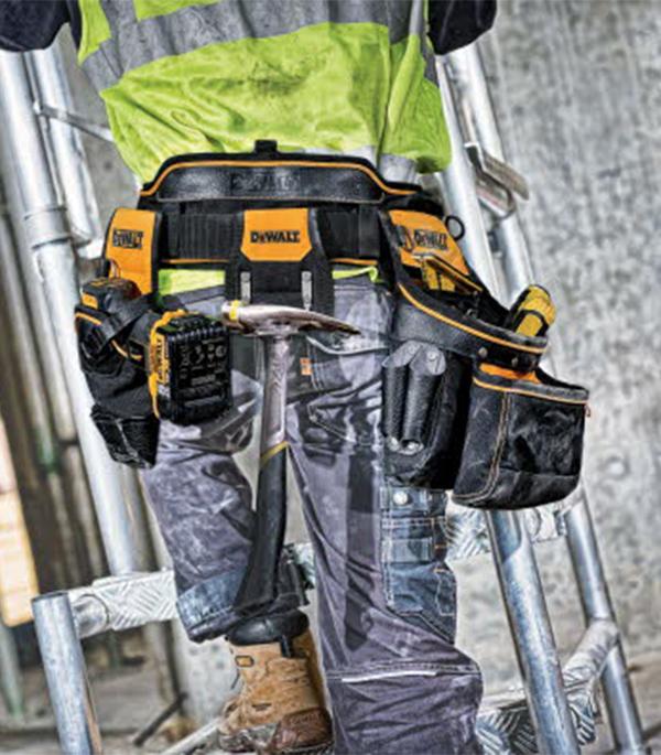 Пояс строительный для инструментов DeWalt (DWST1-75552) фото