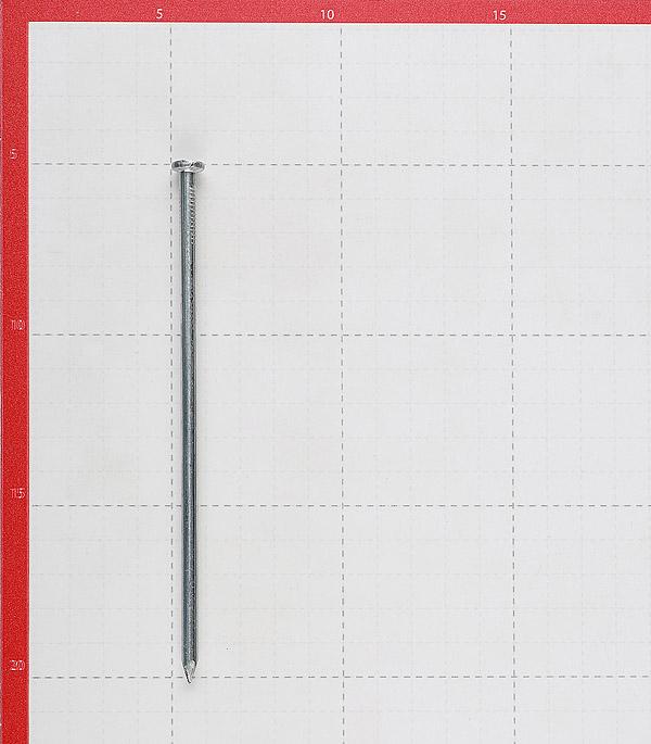 Гвозди 5,0x150 мм оцинкованные (1 кг) фото