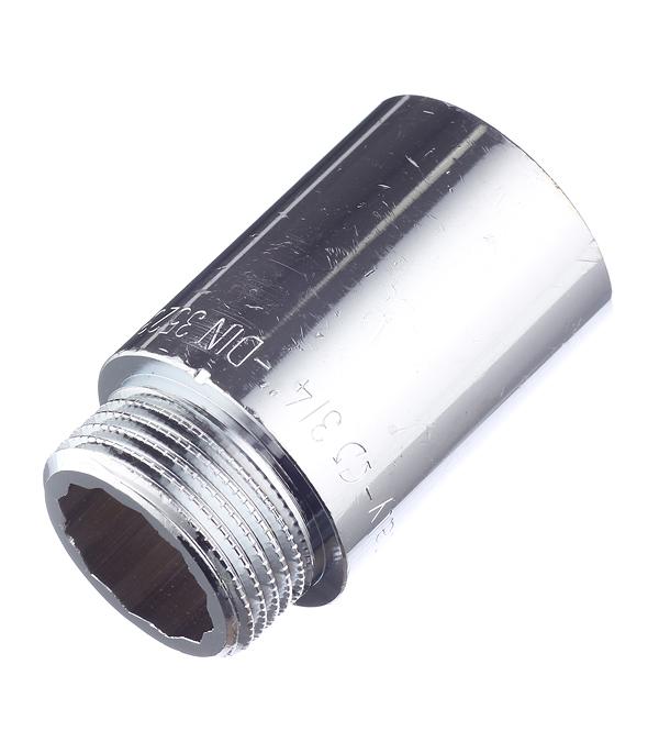 Фото - Удлинитель Stout (SFT-0002-003440) 40 мм х 3/4 ВР(г) х 3/4 НР(ш) латунный удлинитель 20 мм х 3 4 вр г х 3 4 нр ш латунный