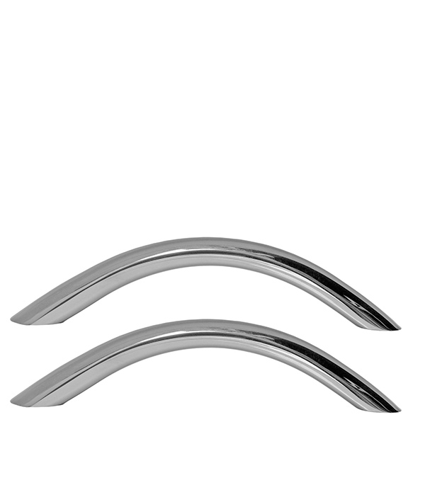 Ручки для ванны стальной ROCA Princess хром