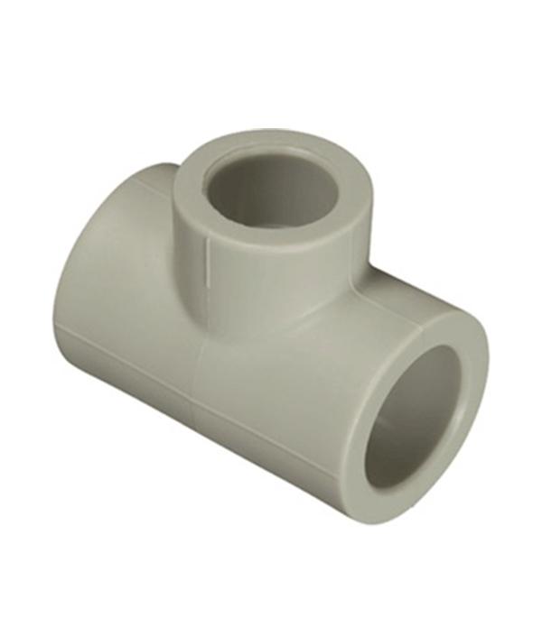 Тройник полипропиленовый FV-PLAST (212050040) переходный 50 х 40 х 50 мм