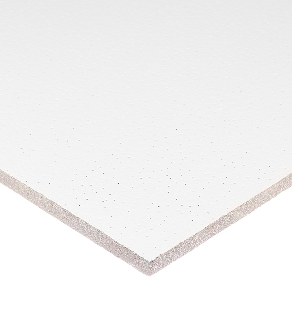 Плита к подвесному потолку 600х600х12мм Scala Board