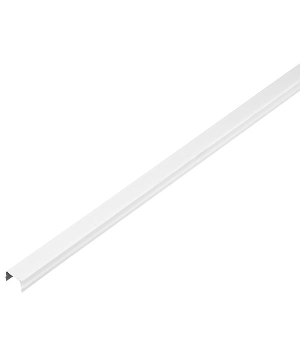 Раскладка AN 85 135А 3 м белая матовая фото