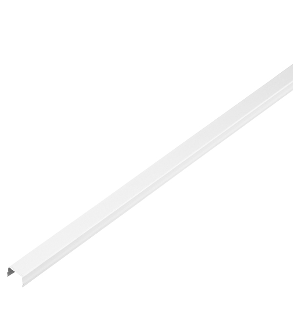 Раскладка AN 85 135А 4 м белая матовая