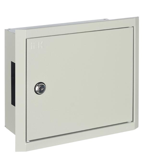 Щиток встраиваемый IEK ЩРВ для 12 модулей металлический IP31 oneforall urc1280 до 8 устройств