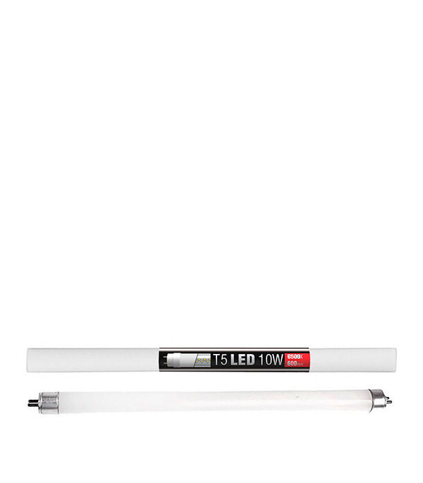 Лампа Т5 светодиодная 550 мм 10Вт 6500K холодный свет лампа т5 светодиодная лампа 18вт 6500k холодный свет