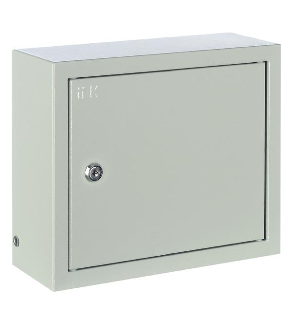 Щиток навесной IEK ЩРН для 12 модулей металлический IP31 цена в Москве и Питере