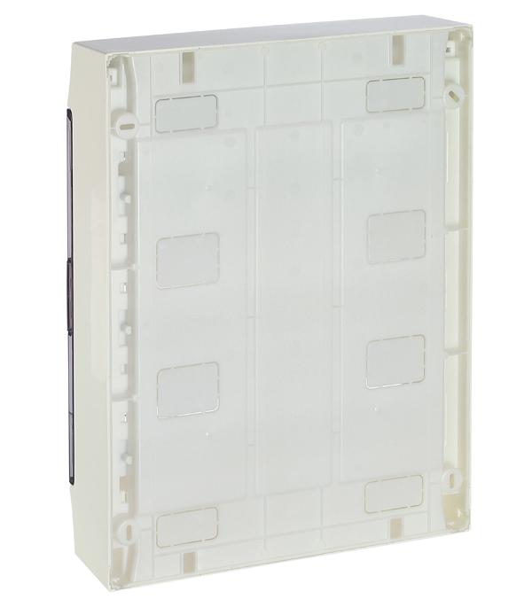 Щит распределительный навесной ABB Mistral41 пластиковый IP41 512х387х119 мм 54 модуля с клеммами фото
