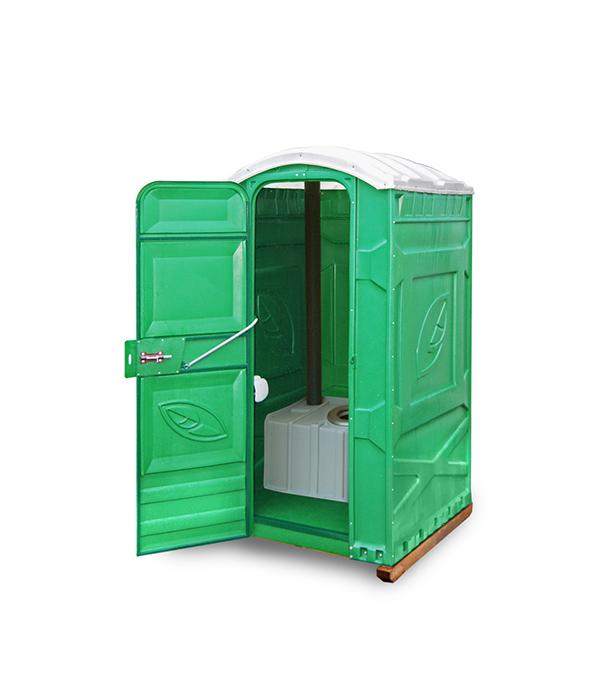 Туалетная кабина EcoLight Дачник биотуалет размеры кабины