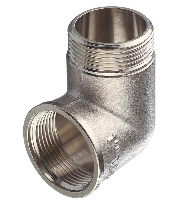 Угол Stout (SFT-0012-000114) 1 1/4 ВР(г) х 1 1/4 НР(ш) латунный переходник stout sfp 0002 000132 с внутренней резьбой 1х32 мм для металлопластиковых труб прессовой