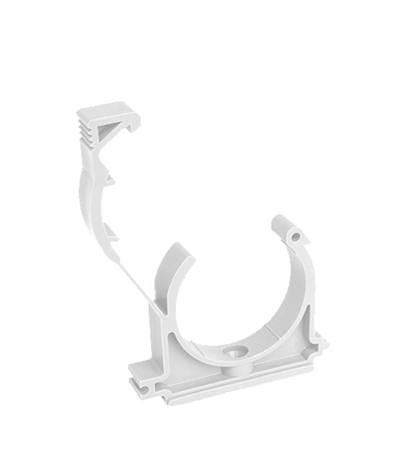 Фиксатор для полипропиленовых труб РТП 50 мм с защелкой цены онлайн
