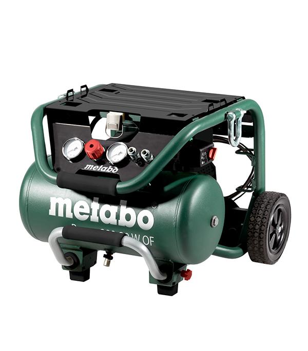 цена на Компрессор безмасляный Metabo (601545000) Power 280-20 W OF 20 л 1,8 кВт