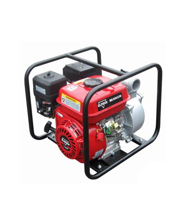 Мотопомпа бензиновая Elitech МБ 600 Д 50 (155204) для чистой воды