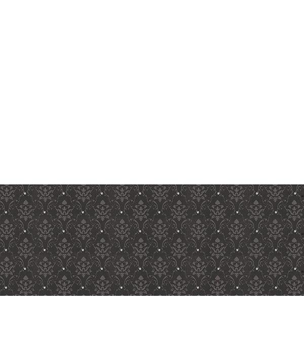 Плитка облицовочная Уайтхолл 150х400 мм черный (22 шт=1.32 кв.м) напольная плитка kerama marazzi дайсен черный sg211300r 30x60