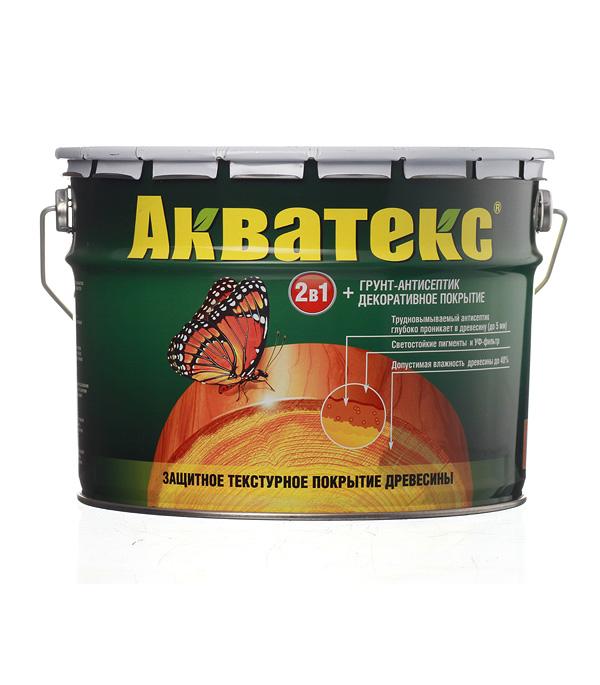 Антисептик Рогнеда Акватекс орегон 10 л защитное покрытие для древесины акватекс белый рогнеда 10л