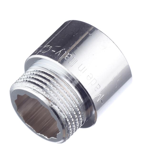 Фото - Удлинитель Stout (SFT-0002-003420) 20 мм х 3/4 ВР(г) х 3/4 НР(ш) латунный удлинитель 20 мм х 3 4 вр г х 3 4 нр ш латунный