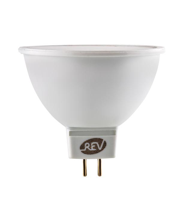 купить Лампа светодиодная REV GU5.3 MR16 5 Вт 12 V 3000 K теплый свет онлайн