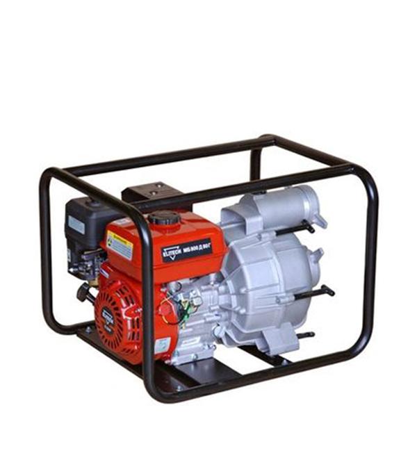 Мотопомпа бензиновая Elitech МБ 800 Д 80 Г (156827) для грязной воды