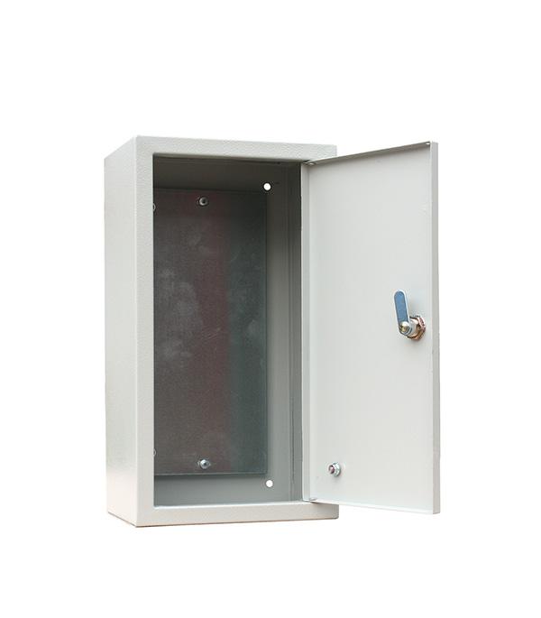 цена на Щит распределительный навесной RUCELF ЩМП-01 металлический IP31 400х220х155 мм с монтажной панелью