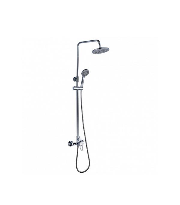 Душевая система Rossinka B35-45 с верхним душем и ручной лейкой со смесителем комплектующие